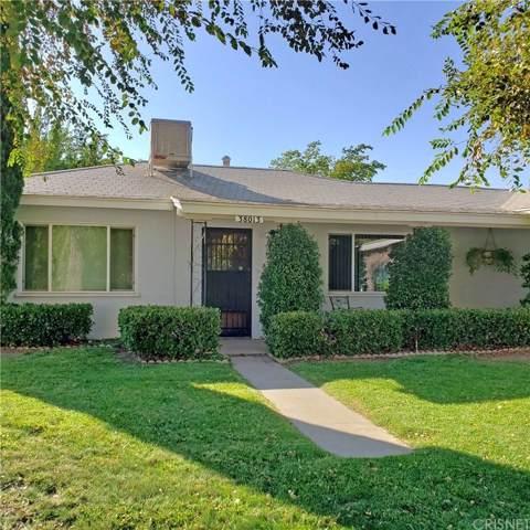 38013 E 11TH Street E, Palmdale, CA 93550 (#SR19241547) :: Golden Palm Properties