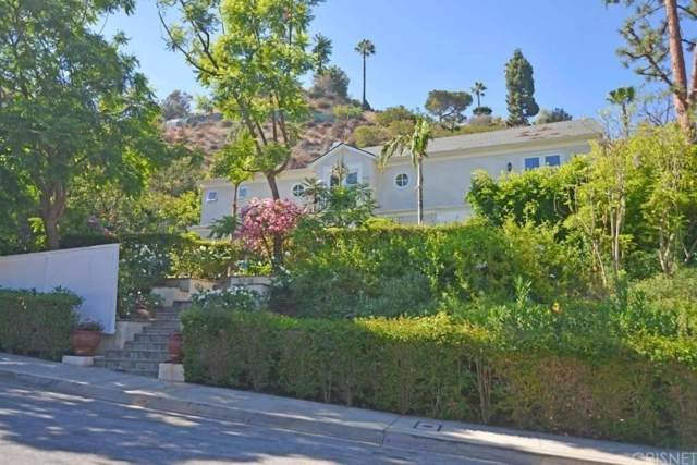 9219 Robin Drive, Los Angeles (City), CA 90069 (#SR19241637) :: Golden Palm Properties