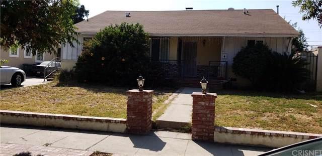 15434 San Jose Street, Mission Hills San Fernando, CA 91345 (#SR19241680) :: Lydia Gable Realty Group