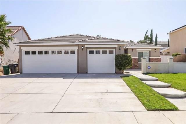 2636 Taft Lane, Palmdale, CA 93551 (#SR19241711) :: The Parsons Team