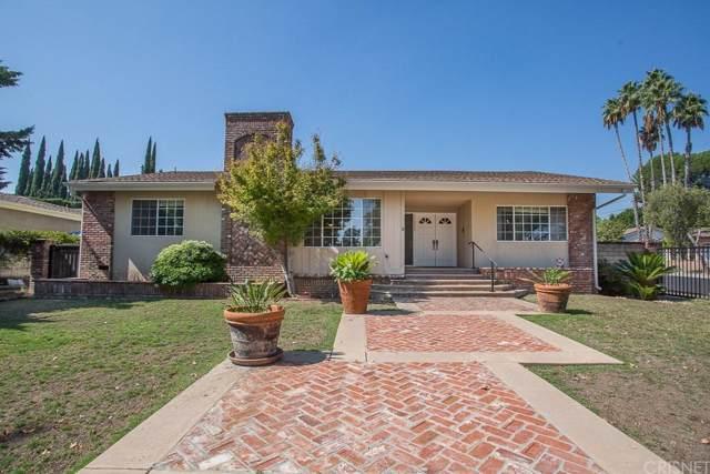 11265 Jellico Avenue, Granada Hills, CA 91344 (#SR19239778) :: The Fineman Suarez Team