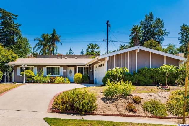 11710 Odessa Avenue, Granada Hills, CA 91344 (#319004084) :: The Fineman Suarez Team