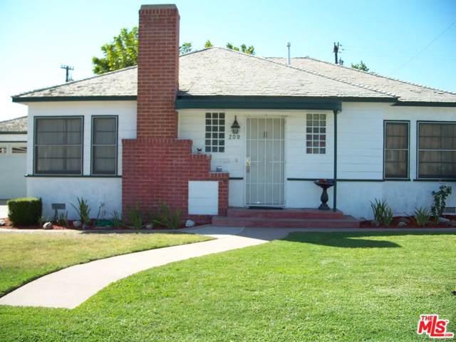 209 Bedford Way, Bakersfield, CA 93308 (#19520104) :: TruLine Realty