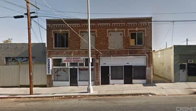 1611 E Cesar E Chavez Avenue, Los Angeles (City), CA 90033 (#SR19242123) :: Lydia Gable Realty Group