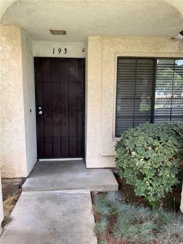 2554 Olive Drive #193, Palmdale, CA 93550 (#SR19231664) :: Eman Saridin with RE/MAX of Santa Clarita
