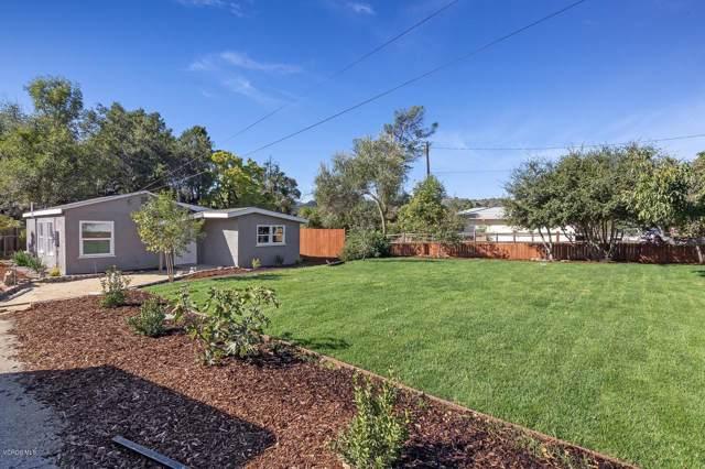 628 Mahoney Avenue, Oak View, CA 93022 (#219012640) :: The Parsons Team
