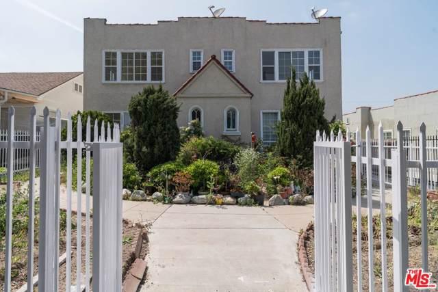 1235 S Bronson Avenue, Los Angeles (City), CA 90019 (#19518632) :: The Agency