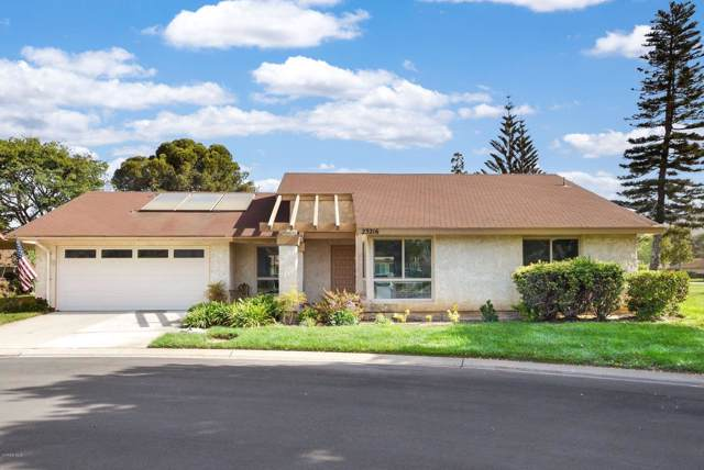 23216 Village 23, Camarillo, CA 93012 (#219012647) :: Golden Palm Properties