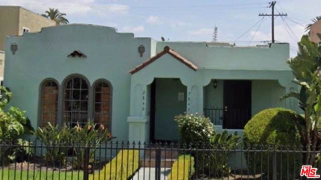 2840 Buckingham Road, Los Angeles (City), CA 90016 (#19515924) :: Golden Palm Properties
