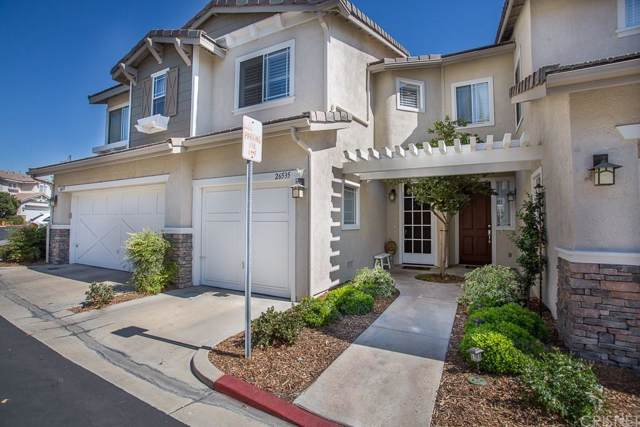 26535 Big Horn Way, Valencia, CA 91354 (#SR19242659) :: Eman Saridin with RE/MAX of Santa Clarita