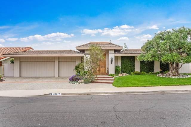 32377 Lake Pleasant Drive, Westlake Village, CA 91361 (#219012651) :: Lydia Gable Realty Group