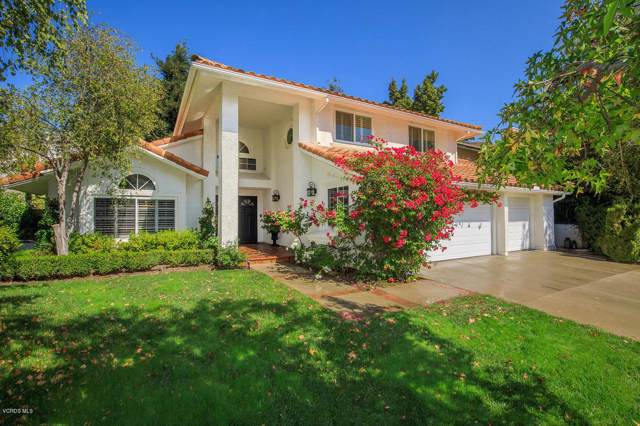 4909 Cardinal Way, Oak Park, CA 91377 (#219012661) :: Lydia Gable Realty Group