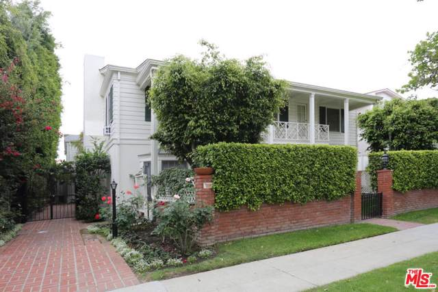 140 S Bedford Drive, Beverly Hills, CA 90212 (#19520574) :: The Agency