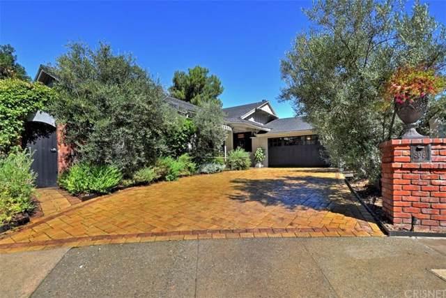 3061 Hollywell Place, Glendale, CA 91206 (#SR19243061) :: Golden Palm Properties