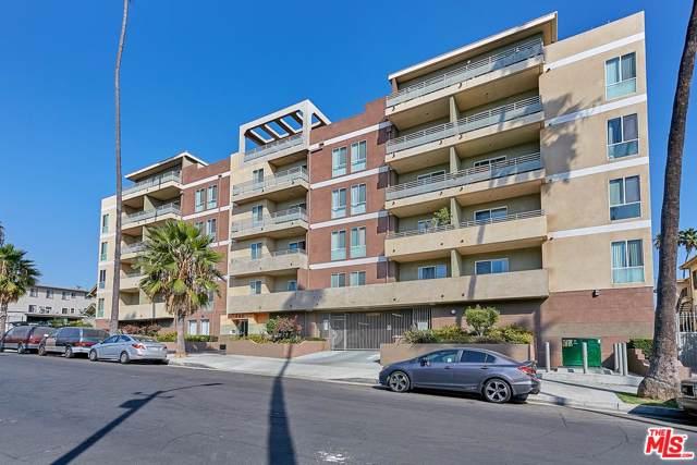 940 Elden Avenue #108, Los Angeles (City), CA 90006 (#19520554) :: Lydia Gable Realty Group