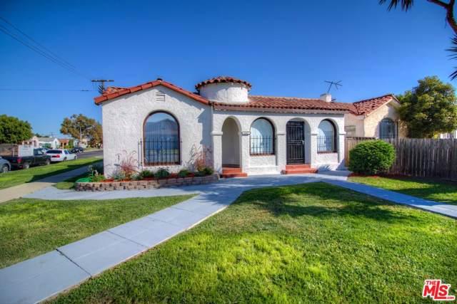 1557 W 79TH Street, Los Angeles (City), CA 90047 (#19520608) :: Lydia Gable Realty Group