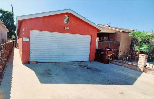 434 W Elm Street, Compton, CA 90220 (#SR19242295) :: Lydia Gable Realty Group