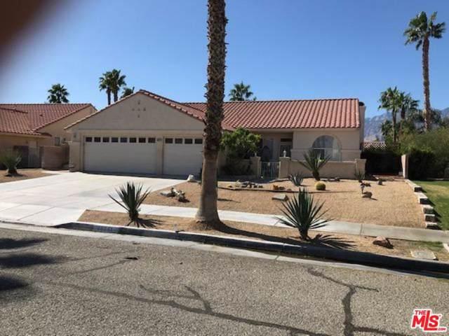 68251 Pasada Road, Cathedral City, CA 92234 (MLS #19520488) :: The John Jay Group - Bennion Deville Homes