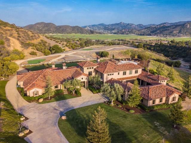 1601 W Potrero Road, Thousand Oaks, CA 91361 (#219012683) :: The Agency