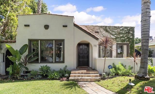 742 N Las Palmas Avenue, Los Angeles (City), CA 90038 (#19520640) :: The Agency