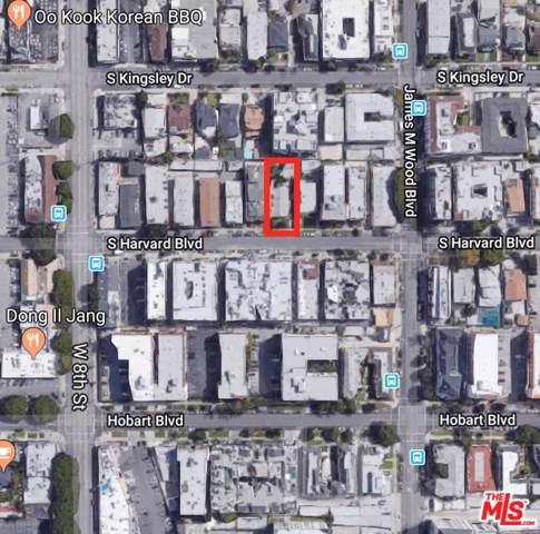 842 S Harvard, Los Angeles (City), CA 90005 (#19520768) :: Lydia Gable Realty Group