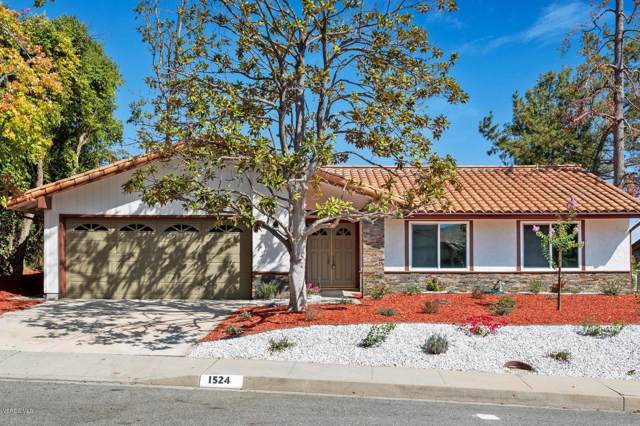 1524 Thornhill Avenue, Westlake Village, CA 91361 (#219012692) :: Lydia Gable Realty Group