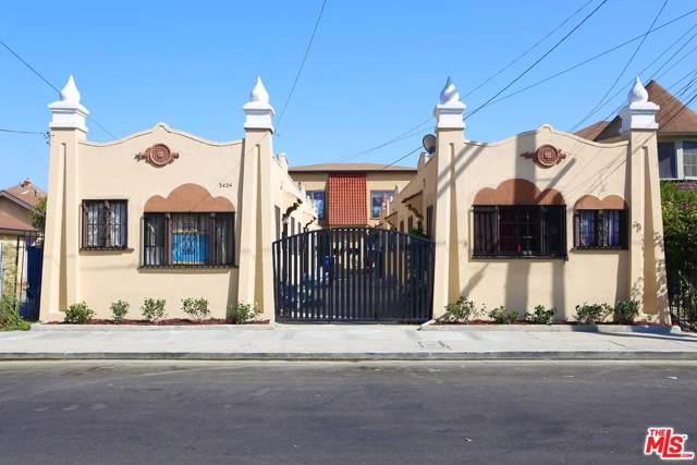 2424 Raymond Avenue, Los Angeles (City), CA 90007 (#19520840) :: Lydia Gable Realty Group
