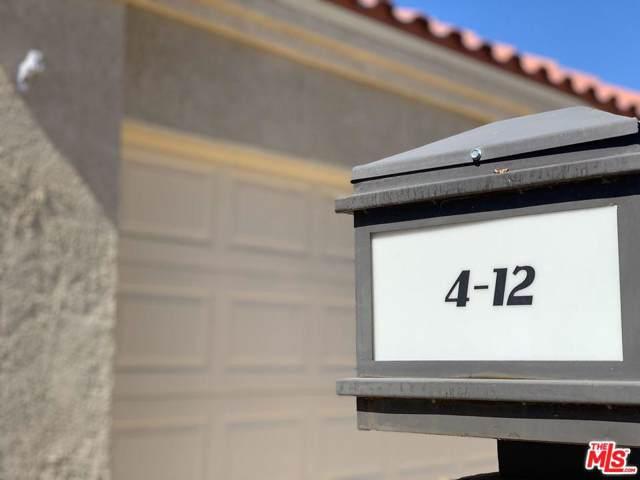 41461 Preston Trails 04-12, Palm Desert, CA 92211 (MLS #19520848) :: The John Jay Group - Bennion Deville Homes