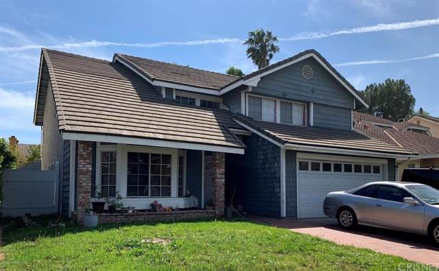 19836 Buttonwillow Drive, Winnetka, CA 91306 (#SR19242433) :: The Agency