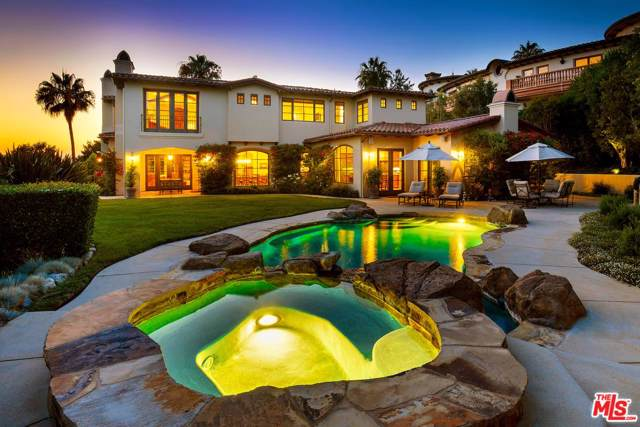1779 Chastain, Pacific Palisades, CA 90272 (#19520786) :: Golden Palm Properties