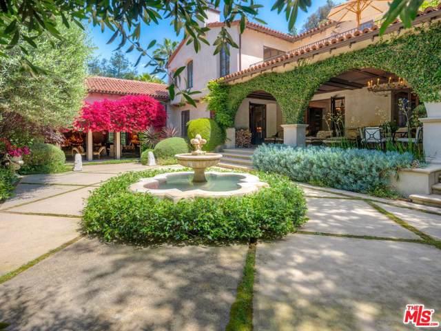 580 N Beverly Glen, Los Angeles (City), CA 90077 (MLS #19520884) :: Bennion Deville Homes