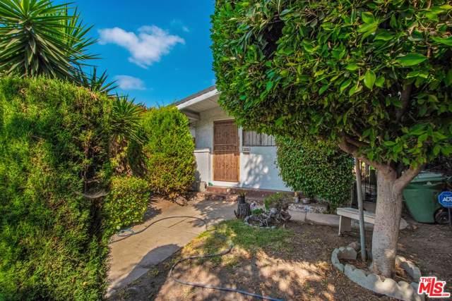 1225 W 54TH Street, Los Angeles (City), CA 90037 (MLS #19520548) :: Bennion Deville Homes