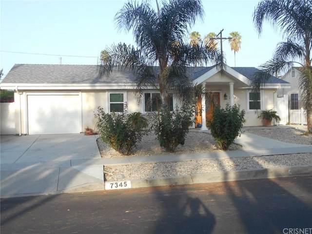 7345 Lasaine Avenue, Lake Balboa, CA 91406 (#SR19244521) :: The Fineman Suarez Team