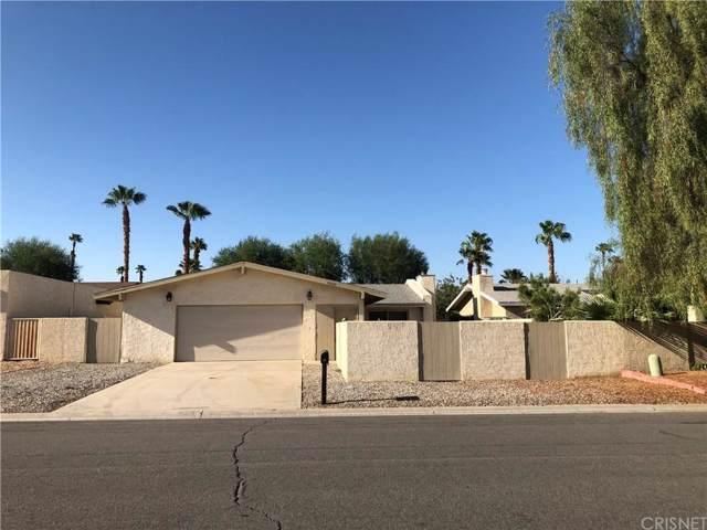 76670 New York Avenue, Palm Desert, CA 92211 (#SR19241132) :: DSCVR Properties - Keller Williams