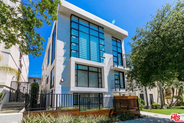 868 S Lucerne #868, Los Angeles (City), CA 90005 (#19521114) :: The Agency