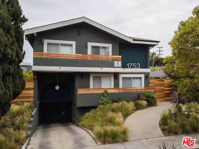 1753 9TH Street, Santa Monica, CA 90404 (#19521160) :: Golden Palm Properties