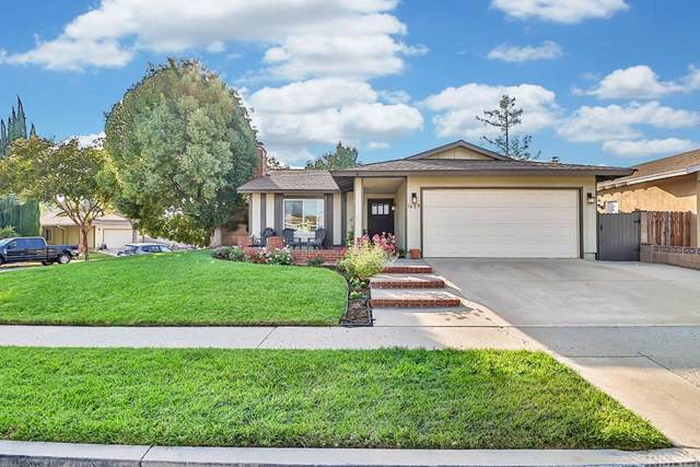 1629 Wychoff Avenue, Simi Valley, CA 93063 (#SR19244644) :: The Agency
