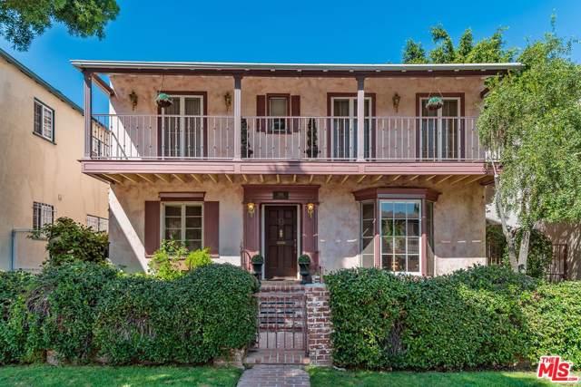 9969 Durant Drive, Beverly Hills, CA 90212 (MLS #19518450) :: Deirdre Coit and Associates