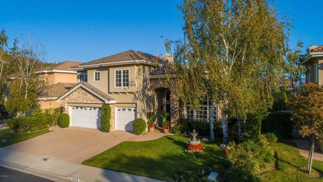 1625 Abbotsbury Street, Lake Sherwood, CA 91361 (#219012738) :: The Pratt Group