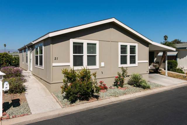 21 Irena Avenue #105, Camarillo, CA 93012 (#219012739) :: Lydia Gable Realty Group