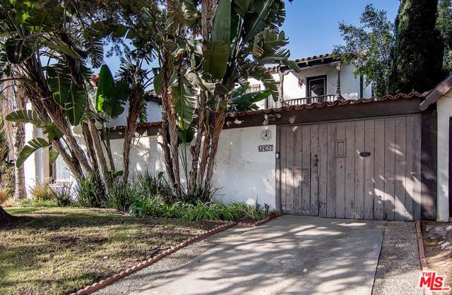 6427 Maryland Drive, Los Angeles (City), CA 90048 (#19518996) :: The Agency