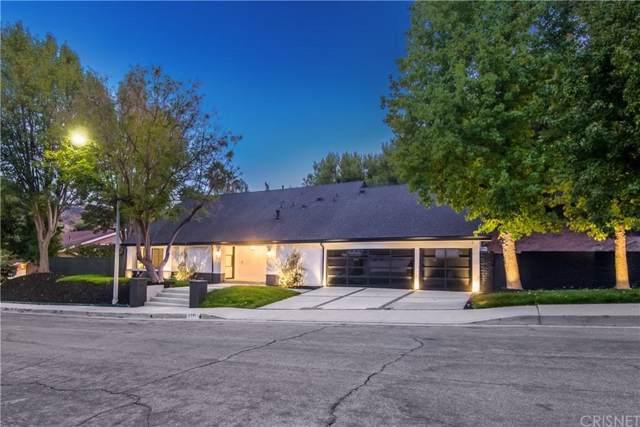 3781 Corbin Avenue, Tarzana, CA 91356 (#SR19243950) :: Randy Plaice and Associates