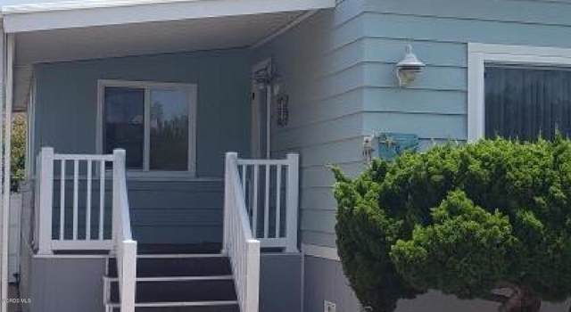 5540 W 5TH Street #117, Oxnard, CA 93035 (#219012743) :: TruLine Realty