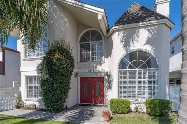 2213 Robinson Street A, Redondo Beach, CA 90278 (#SR19244608) :: Randy Plaice and Associates