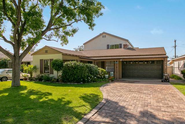 1804 Vickers Drive, Glendale, CA 91208 (#819004816) :: Golden Palm Properties