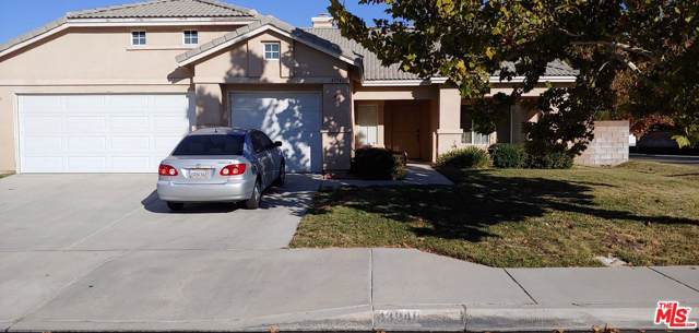 43940 21ST Street, Lancaster, CA 93536 (#19521340) :: Randy Plaice and Associates
