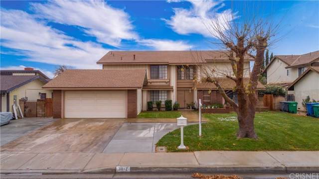 3812 Vista Linda Drive, Lancaster, CA 93536 (#SR19276562) :: The Parsons Team