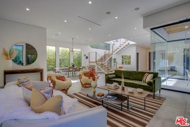 622 N Edinburgh Avenue, Los Angeles (City), CA 90048 (MLS #19534344) :: Mark Wise | Bennion Deville Homes