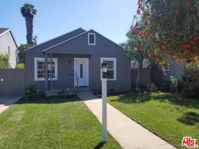 1707 Wellesley Avenue, Los Angeles (City), CA 90025 (MLS #19535142) :: Mark Wise | Bennion Deville Homes
