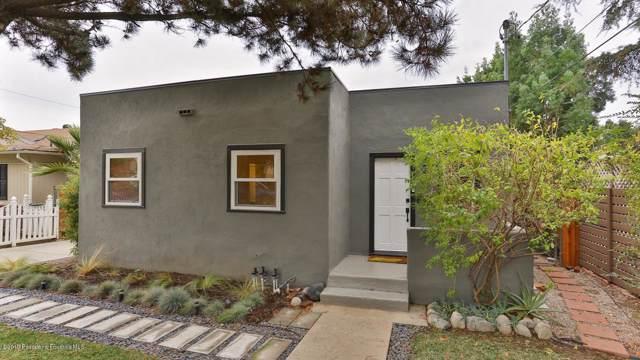 512 W Claremont Street, Pasadena, CA 91103 (#819005446) :: The Parsons Team